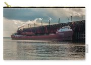 Lake Freighter - Honorable James L Oberstar Carry-all Pouch