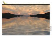 Lake Front Sunset Carry-all Pouch