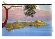 Lake Garda 1920s French Carry-all Pouch