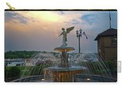 Lake Geneva Fountain Carry-all Pouch