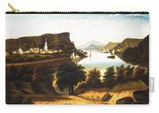 Lake George And The Village Carry-all Pouch