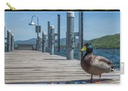 Lake George Duck Carry-all Pouch