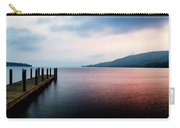 Lake George Sunrise 3 Carry-all Pouch
