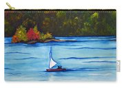 Lake Glenville  Sold Carry-all Pouch