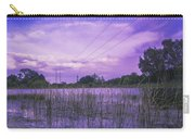 Lake Grass Carry-all Pouch