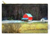 Lake Hallie Barn Carry-all Pouch