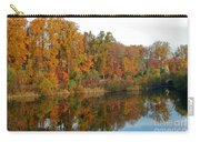 Lake Helene And Fall Foliage Carry-all Pouch