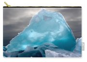 Lake Ice Berg Carry-all Pouch