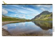 Lake In Snowdonia Carry-all Pouch