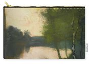 Lake In The Evening Carry-all Pouch
