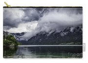 Lake In The Julian Alps Slovenia 1  Carry-all Pouch