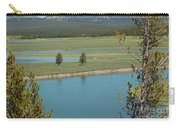 Lake In Yellowstone Carry-all Pouch