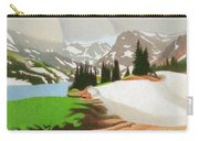 Lake Isabelle Storm Carry-all Pouch