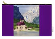 Lake Konigssee Carry-all Pouch