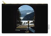 Lake Louise Inside View Carry-all Pouch