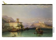 Lake Maggiore Carry-all Pouch by George Edwards Hering