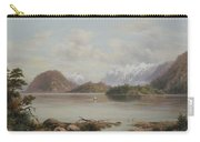 Lake Manapouri Carry-all Pouch
