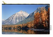 Lake Mcdonald Autumn Carry-all Pouch