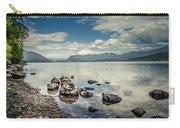 Lake Mcdonald - Glacier National Park Carry-all Pouch