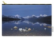 Lake Mcdonald Rocks Carry-all Pouch