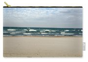 Lake Michigan 10.20.15 Carry-all Pouch