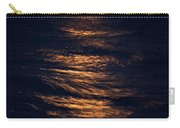Lake Michigan Moonrise Carry-all Pouch