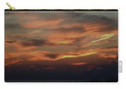 Lake Michigan Sunset Photograph Carry-all Pouch