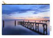 Lake Monroe At Twilight Carry-all Pouch