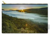 Lake Of The Clouds Sunrise Carry-all Pouch