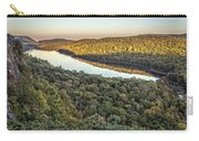 Lake Of The Clouds Sunset Carry-all Pouch