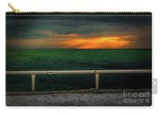 Lake Ontario Dawn Carry-all Pouch