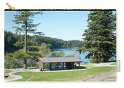 Lake Padden Picnic Shelter Carry-all Pouch