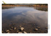 Lake Pomme De Terre In October Carry-all Pouch