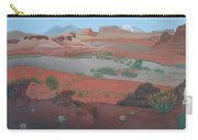 Lake Powell At Farley Canyon Carry-all Pouch