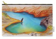 Lake Powell Birds Carry-all Pouch