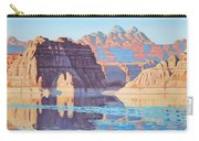 Lake Powell From Shore  Carry-all Pouch