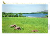 Lake Quanah Parker -  Wichita Mountains - Oklahoma Carry-all Pouch