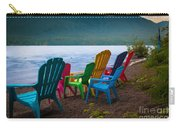 Lake Quinault Chairs Carry-all Pouch
