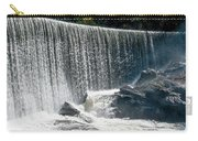 Lake Sequoyah Dam Falls - Highlands, North Carolina Carry-all Pouch