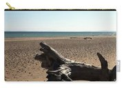 Lake Superior Driftwood Carry-all Pouch