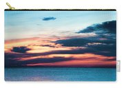 Lake Superior Sunset No.2 Carry-all Pouch