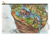 Lake Superior Watershed In Early Spring Carry-all Pouch