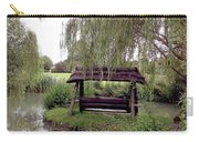 Lake Swing And Bridge Carry-all Pouch