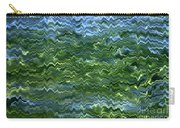 Lake Tahoe Abstract Carry-all Pouch