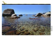 Lake Tahoe Blues Carry-all Pouch