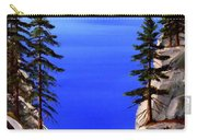 Lake Tahoe Framed Carry-all Pouch