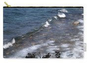 Lake Tahoe Waves Carry-all Pouch