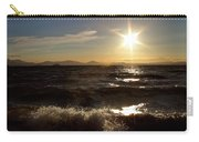 Lake Taupo New Zealand Carry-all Pouch