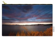 Lake Taupo Sunset Carry-all Pouch