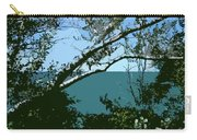 Lake Through The Trees Carry-all Pouch